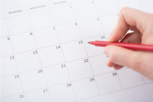 Schedule for dematerialization with the Public Administration in France